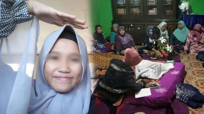 Fakta Baru Pembunuhan Siswi SMP Lubuklinggau, Wiwik Wulandari Pulang Naik Ojek, Sempat Kirim Chat ke Teman
