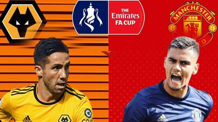 Prediksi Wolves vs Manchester United Piala FA Minggu Jam 02.50 WIB Kiper Tuan Rumah Beri Ancaman