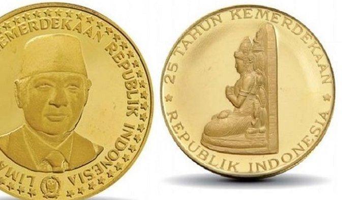 Bukan Sembarang Uang, Ini Wujud Koin Rp 850 Ribu yang Tak Dimiliki Banyak Orang, Bahan Emas 23 Karat