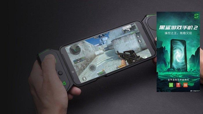 Siap Rilis Besok Senin, Ini Penampakan Ponsel Gaming Dari Xiaomi Black Shark 2