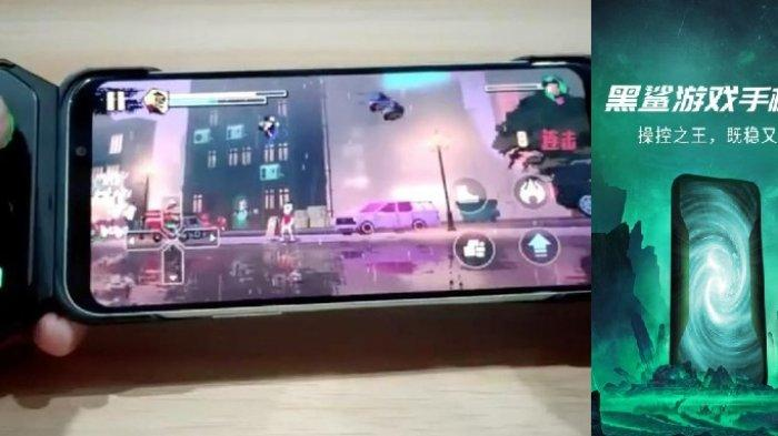 Ponsel Gaming Xiaomi Black Shark 2 Siap Rilis 18 Maret, Lihat Bocoran Video dan Spesifikasinya