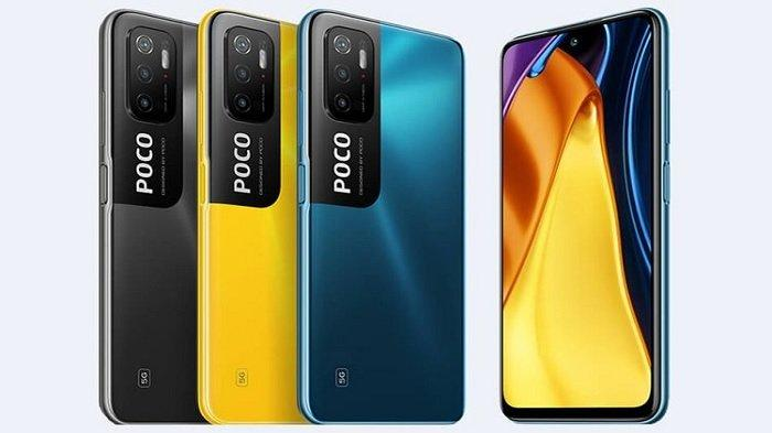 Xiaomi Poco M3 Pro 5G.