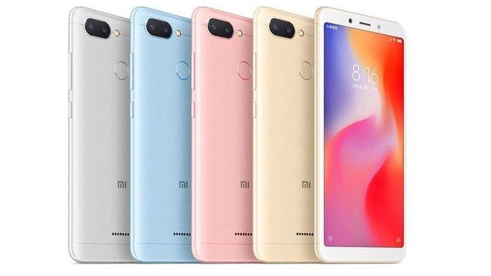 Rilis Minggu Depan, Xiaomi Banderol Redmi 6A Seharga Rp1,2 Juta, Ini Spesifikasinya
