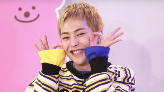 Xiumin EXO - 5 Fakta Kalau Kepribadiannya Bertolak Belakang dengan Wajah Unyunya