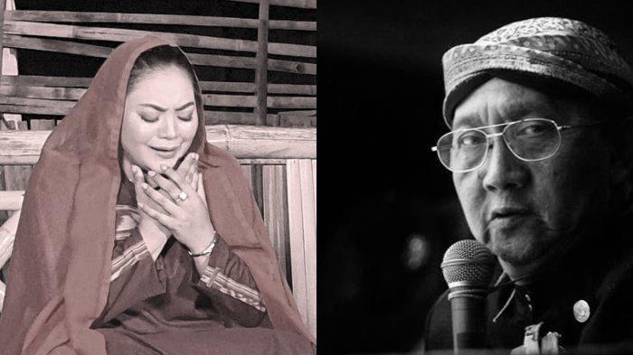 POPULER Dalang Ki Manteb Sudarsono Meninggal, Istri Didi Kempot Berduka: Allah Lebih Sayang Eyang