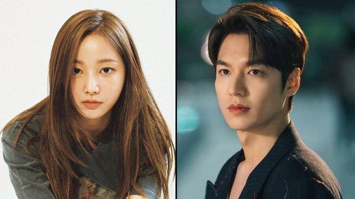 POPULER Putus dari Bae Suzy, Lee Min Ho Pacaran dengan Yeonwoo Eks MOMOLAND? Kepergok Lakukan Ini