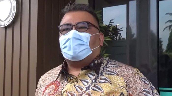 Yogi Widodo selaku kuasa hukum Anggia buka suara soal perceraian kliennya dengan Ferry Irawan.