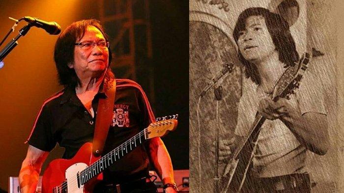 Meninggal Usia 77 Tahun, Inilah 5 Potret Wajah Ganteng Yon Koeswoyo Semasa Muda, Gondrongnya Awet!