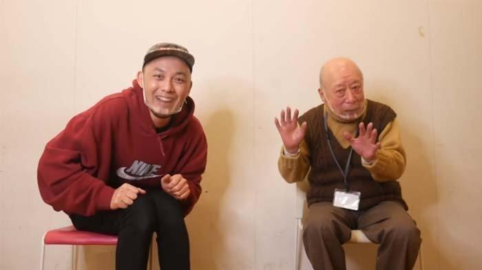 Profil Daisuke Botak, YouTuber Jepang Jago Bahasa Indonesia, Wawancara Kakek Sugiono hingga Miyabi