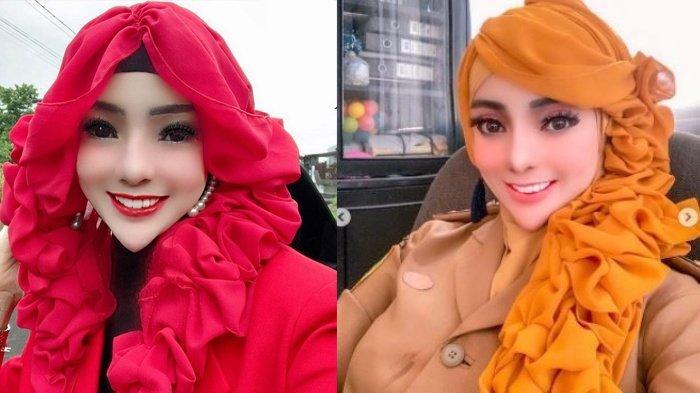 BUKAN Oplas, Ini Tips Yuni Jasmine PNS yang Viral Mirip Barbie, Rela Lakukan Ini Demi Terlihat Tirus