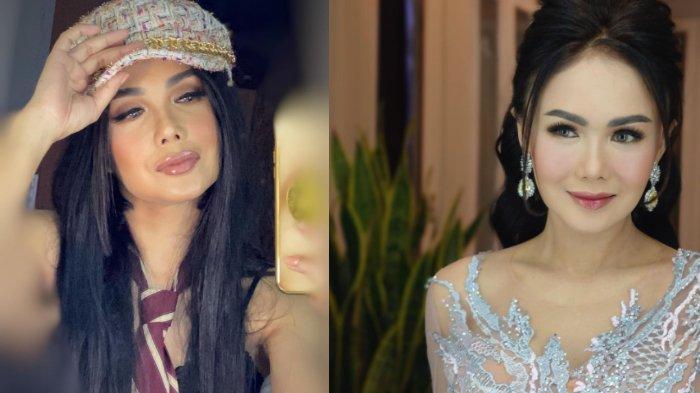 Biasa Rambut Pendek, Cantiknya Yuni Shara Dengan Rambut Panjang, Pesonanya Banjir Pujian!