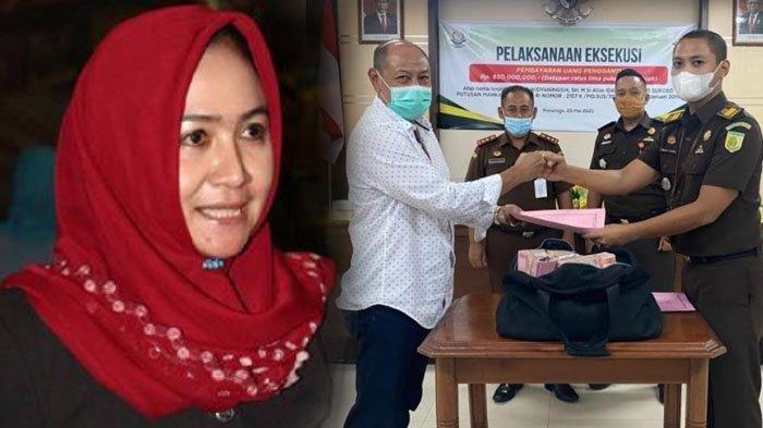NASIB Eks Wabup Ponorogo, Ngaku Sakit Jiwa Setelah Korupsi, Suami Kembalikan Uang Negara Rp 1,050 M