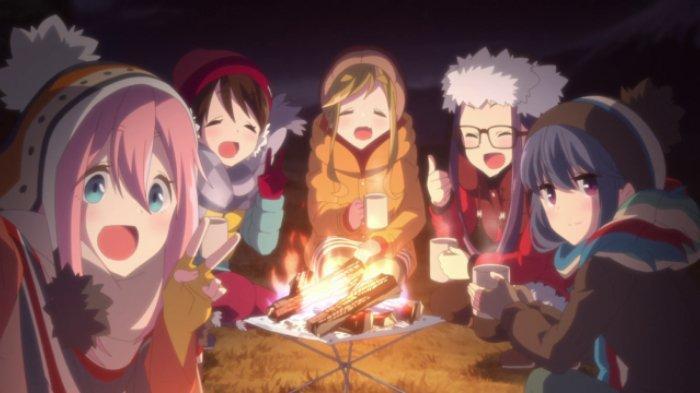 POPULER 5 Anime Slice of Life yang Ringan, Cocok Ditonton di Waktu Luang, Termasuk Laid-Back Camp