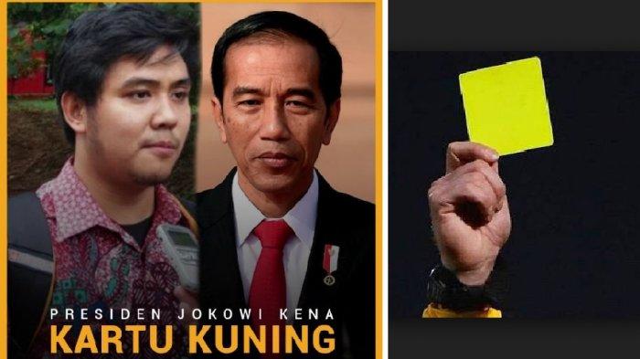 Ingat Zaadit Taqwa, Mahasiswa Kampus UI Pernah Meng-Kartu Kuning Jokowi? Begini Kabarnya Sekarang!