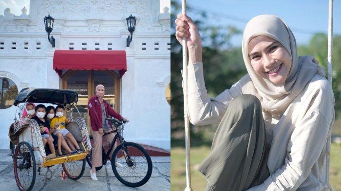 Sempat Tak Terbayang Tinggalkan Jakarta, Zaskia Mecca Kini Betah Hidup di Jogja: Jauh Lebih Bahagia