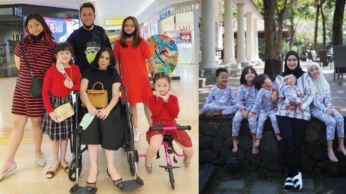 5 Artis Indonesia Paling Banyak Anak, Zaskia Adya Mecca hingga Ussy, Rumah Bak Taman Kanak-kanak