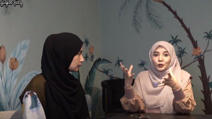Zaskia dan Shireen Sungkar tanggapi soal kasus korupsi yang menjerat sang ayah, Mark Sungkar