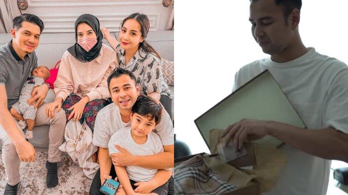 Nagita Hamil Muda, Zaskia Sungkar Sudah Beri Kado Lahiran, Ada Baju Branded Kembaran dengan Ukkasya