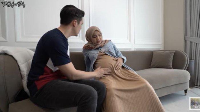 Usia Kehamilan 39 Minggu, Zaskia Sungkar Alami Kontraksi Palsu, Disarankan Dokter Lahiran Caesar