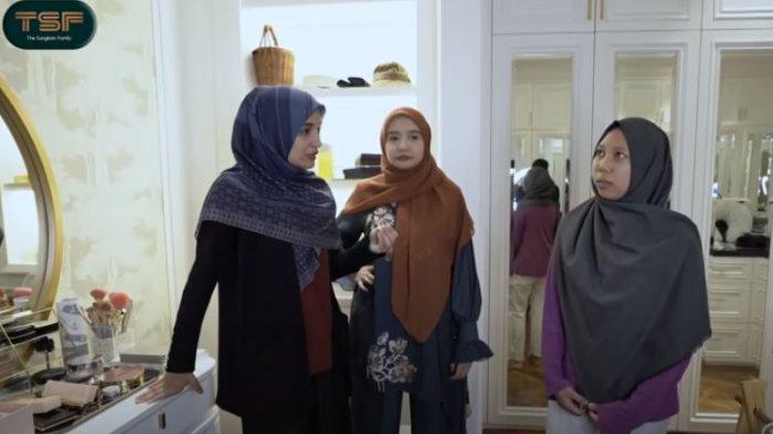 Zaskia Sungkar dan Shireen Sungkar geram dengan cerita ART mereka