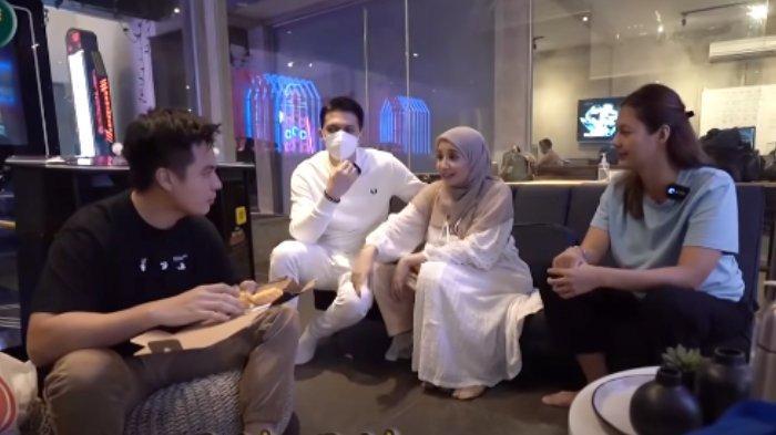 Zaskia Sungkar kesal saat Baim Wong mengungkit masalah rumah tangganya dengan Irwansyah
