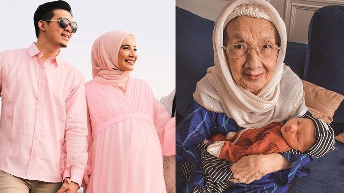 Zaskia Sungkar Terharu, Lihat Nenek Irwansyah Gendong Cicit Tercinta: Kesampaian Ketemu Anaknya Kia