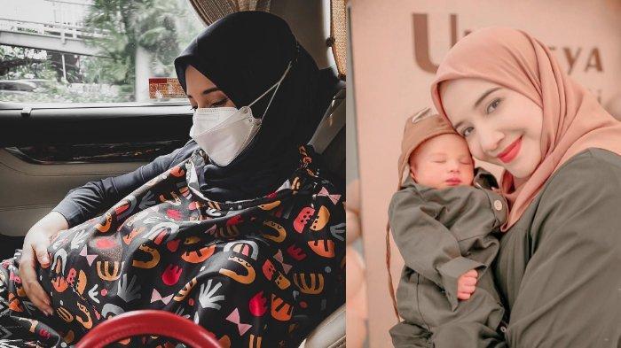 Nikmati Peran Baru Sebagai Ibu, Zaskia Sungkar Akui Baru Sadar Bisa Lakukan Gerakan 'Akrobatik'