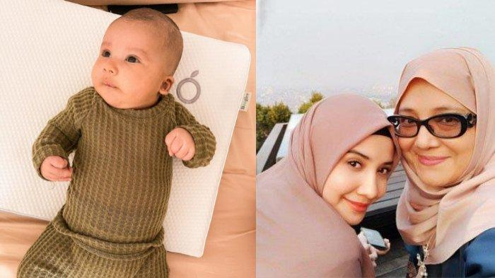 Zaskia Sungkar Sandingkan Foto Baby Ukkasya dengan Lontong, Komentar Fanny Bauty Jadi Sorotan
