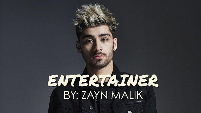 Zayn Malik - Entertainer