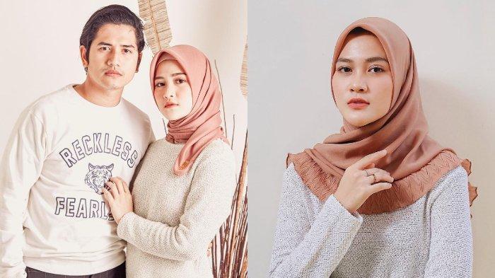 Zikri Daulay dan sang istri, Henny Yuliana Rahman