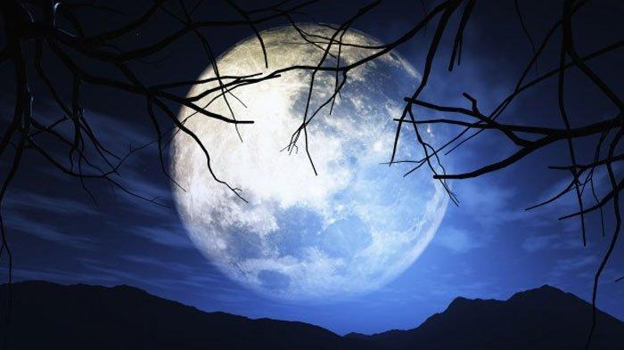 Zodiak beruntung saat Bulan Purnama
