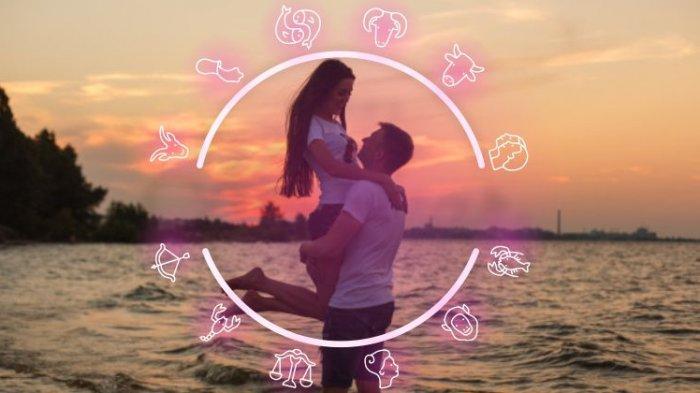 Ilustrasi ramalan zodiak cinta