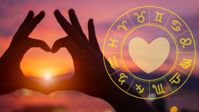 Ilustrasi ramalan zodiak cinta Sabtu 10 April 2021