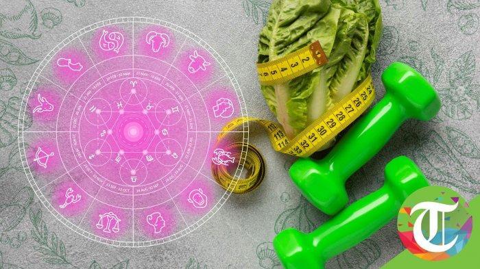 Ilustrasi zodiak kesehatan