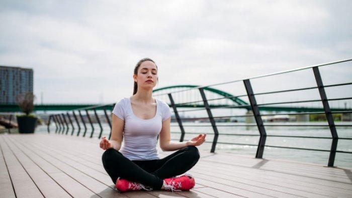 zodiak meditasi yoga untuk menenangkan diri