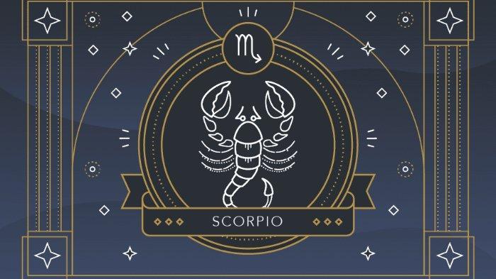 Ramalan Lengkap Zodiak Scorpio Jumat 26 Maret 2021: Nasib Keuangan, Kesehatan, Karier dan Asmara
