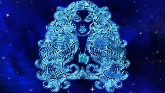 Ilustrasi zodiak virgo
