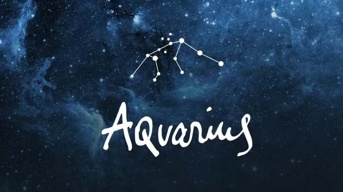 Zodiak Aquarius