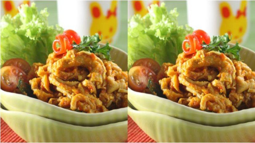 Resep Masakan Rumahan Bikin Usus Ayam Bumbu Tumis Dan Rahasia Membersihkan Usus Dari Bau Tak Sedap Tribunstyle Com