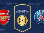 Live Streaming Paris Saint-Germain (PSG) vs Arsenal di TVRI & iNews TV - ICC 2018