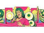 Mengenal Ellya Khadam, Sosok yang Jadi Google Doodle Untuk Mengenang Hari Ulang Tahunnya Ke-93