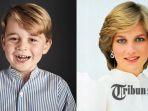 Foto Ultah Pangeran George Diunggah, Bukti Ia Punya 1 Kesamaan Besar dengan Mendiang Putri Diana
