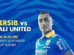 SEDANG BERLANGSUNG Live Streaming Persib vs Bali United - Link Alternatif Live Score di Sini