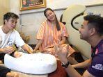 Baim Wong Curhat Subscriber Turun, Raffi Ahmad Ingatkan Rezeki Besar Cobaan Besar: Gak Usah Takut