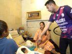 SYOK Baim Wong Lakukan Ini ke Kenzo, Raffi Ahmad Langsung Sindir: Mentang-mentang Buat Anak Gampang