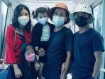 Anniversary 8 Tahun Pernikahan, Ruben Onsu & Sarwendah Boyong Anak-anak Liburan ke Labuan Bajo