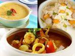 sup-seafood-ayam-pedas-sup-kembang-tahu-dan-sup-wortel.jpg