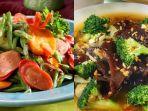 tumis-buncis-sosis-dan-tumis-brokoli-jamur.jpg