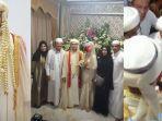 POPULER Deretan Foto Nikahan Irfan Al Idrus Menantu Rizieq Shihab, Ternyata Saudara Tania Nadira