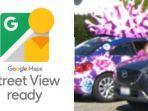 VIRAL MOBIL Disebut-sebut Mirip Virus Corona Tertangkap Google Street View, Begini Penampakannya